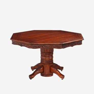 Chateau Poker Dining Table