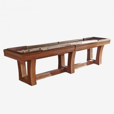 City Shuffleboard Table