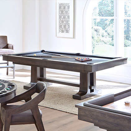 California House Game Room Furniture