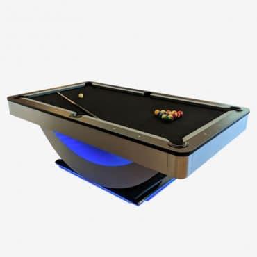 """Custom """"S"""" Pool Table"""