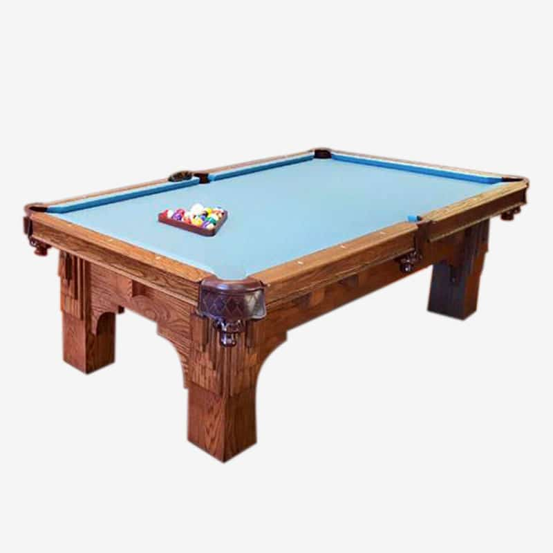 St. Thomas Pool Table