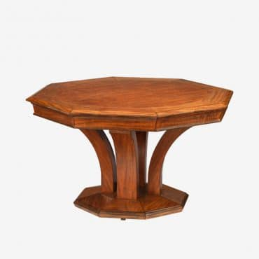 Treviso Octagonal Poker Dining Table