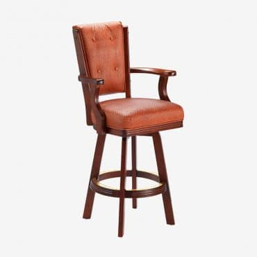 960 High Back Barstool