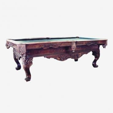 Cellar Pool Table