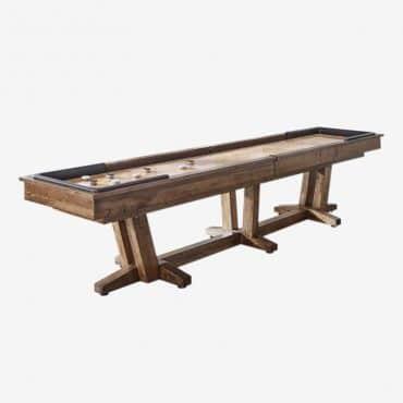 Petaluma Shuffleboard Table