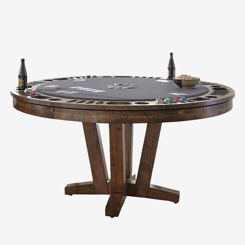 Petaluma Reversible Top Game Table