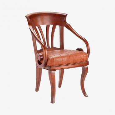 Nomad Club Chair
